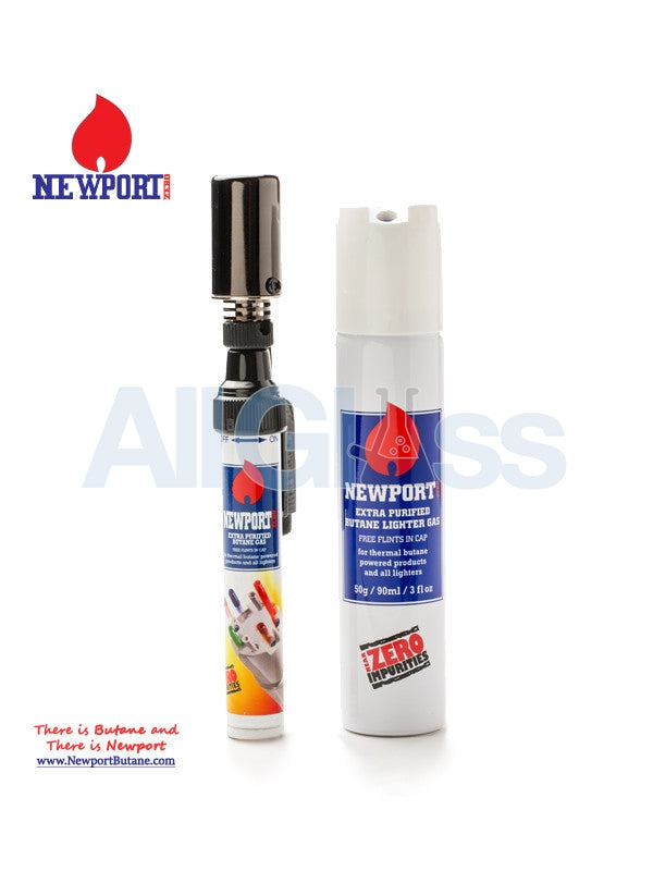 Newport Zero Pen Torch , Smoking Accessory - Newport Butane, AllGlass.com  - 1