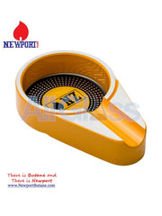 Cigar Ashtray - Small , Smoking Accessory - Newport Butane, AllGlass.com  - 4