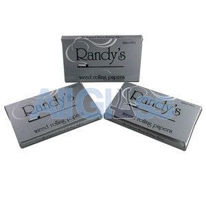 Randy's Classic Papers - 3 Pack , Rolling Papers & Rollers - Randys, AllGlass.com