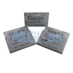 Randy's Classic Papers - 5 Pack , Rolling Papers & Rollers - Randys, AllGlass.com