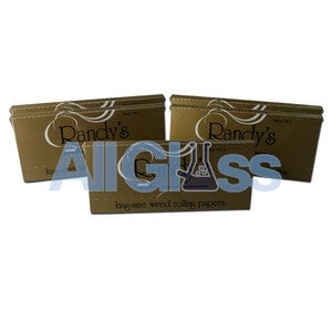 Randy's King Papers - 5 Pack , Rolling Papers & Rollers - Randys, AllGlass.com