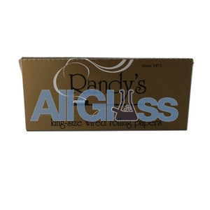 Randy's King Papers - Single Pack , Rolling Papers & Rollers - Randys, AllGlass.com
