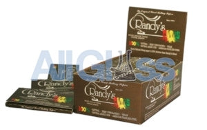 Randy's Roots Hemp Papers - Box of 25 , Rolling Papers & Rollers - Randys, AllGlass.com