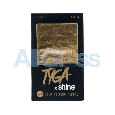 Tyga X Shine® King Size 6-Sheet Pack - for sale at AllGlass.com