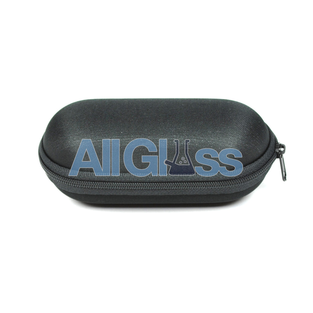 "Padded Foam Zipper Pipe Carrying Pouch - Small - 5"" , Smoking Accessory - AllGlass.com, AllGlass.com"