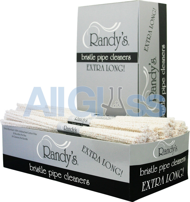 "Randy's Extra Long Bristle 10"" Pipe Cleaners , Smoking Accessory - Randys, AllGlass.com"