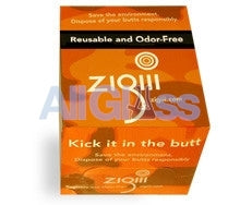 Zigiii Portable Ashtrays - Camo - 10-pack , Smoking Accessory - Zigiii, AllGlass.com