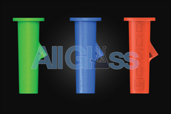 EYCE 2.0 - Ice Water Bong Waterpipe Mold Kit - Green , Glass Waterpipe - VapeWorld, AllGlass.com  - 6