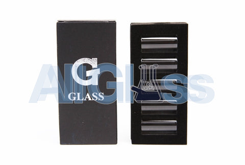 Grenco Science G Glass Sleeves 5 Pack™ , Vaporizer Accessory - VapeWorld, AllGlass.com