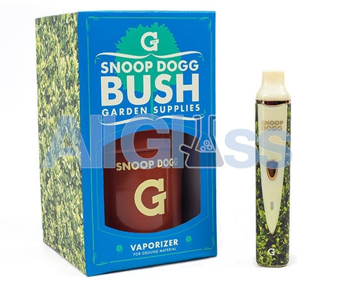 Grenco Science Snoop Dogg BUSH | G Pro Vaporizer™ , Vaporizers - VapeWorld, AllGlass.com