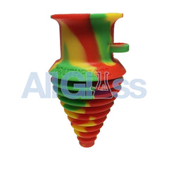 Moose Labs Mouthpeace: Pipe-Sharing Made Clean & Easy! Rasta, Waterpipe Accessory - Moose Labs, AllGlass.com  - 2