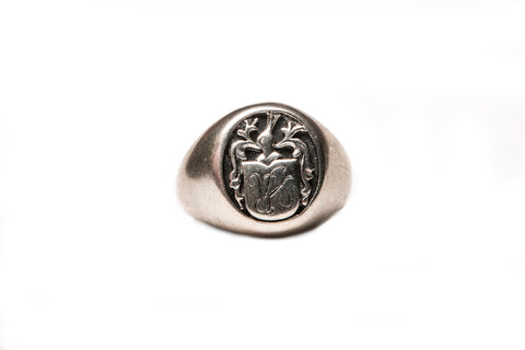 Knight Signet Ring