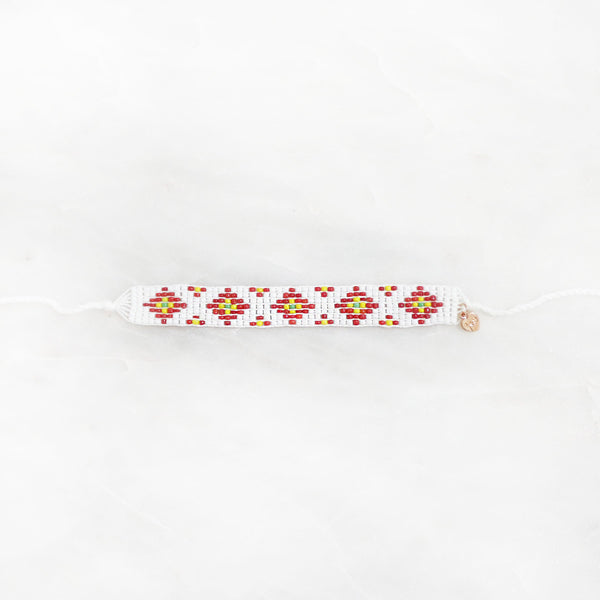 Childrens beaded bracelet by Jacques and Sienna