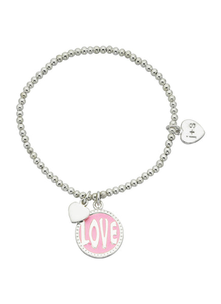 Little Signet - Love Bracelet