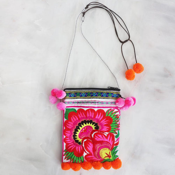 Bohemian handbag for girls