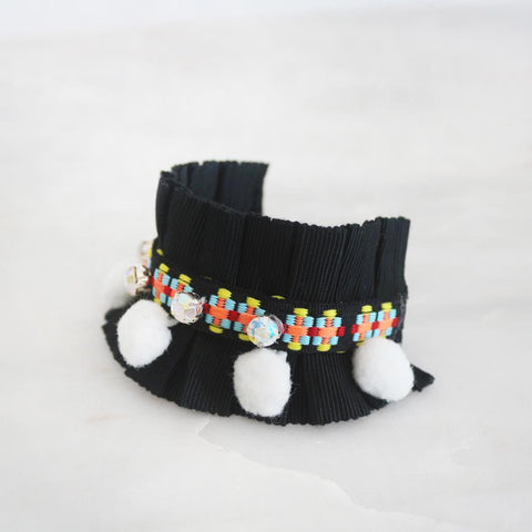 Designer wrist cuff for children