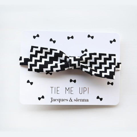 Boys Bow Ties by Jacques & Sienna Accessories
