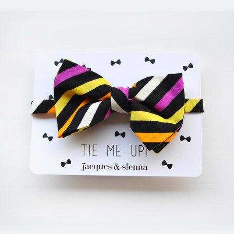 Designer Boys Bow Ties by Jacques & Sienna