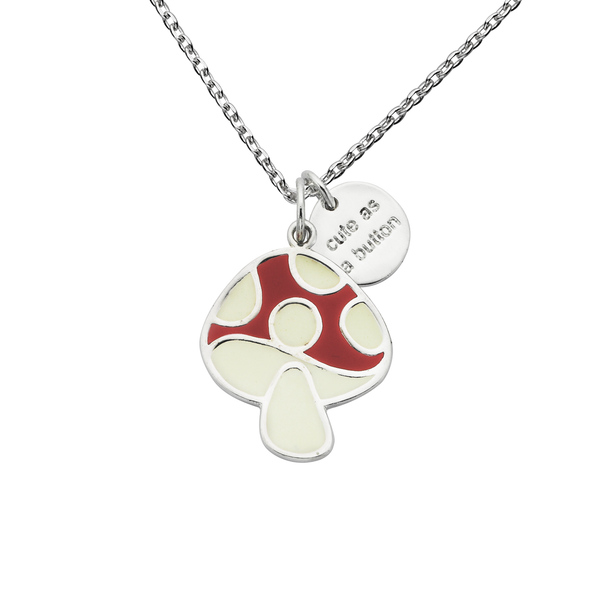 Cute necklace for children by Jacques and Sienna