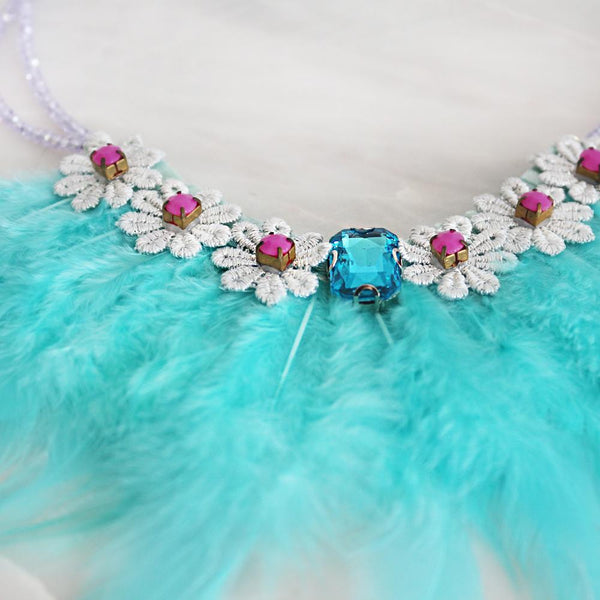 Childrens Necklace by Jacques and Sienna