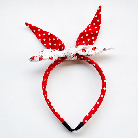 red headband for children