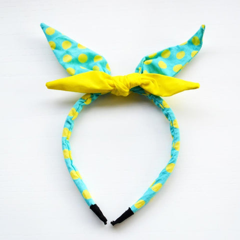 bow headband for girls
