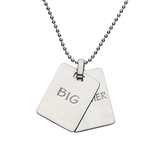 Boys Charm Necklace designed by Jacques and Sienna