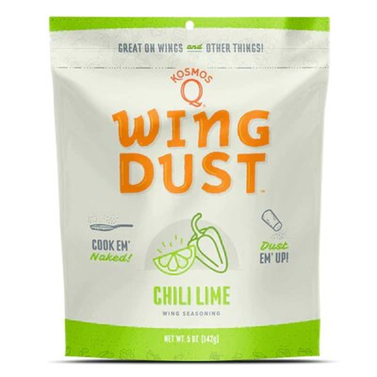 Kosmo's Q - Chili Lime Wing Dust