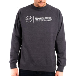 """Fernie"" Sweatshirt (Steel Grey)"
