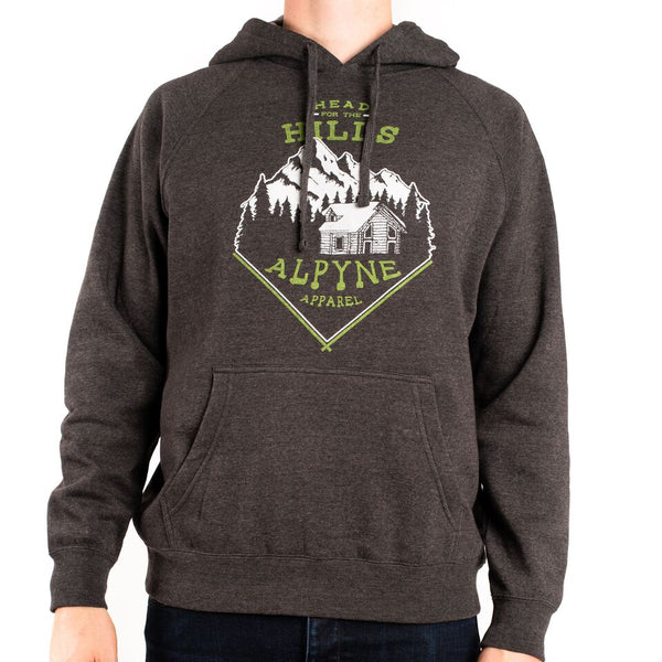 """Head for the Hills"" Hoodie"