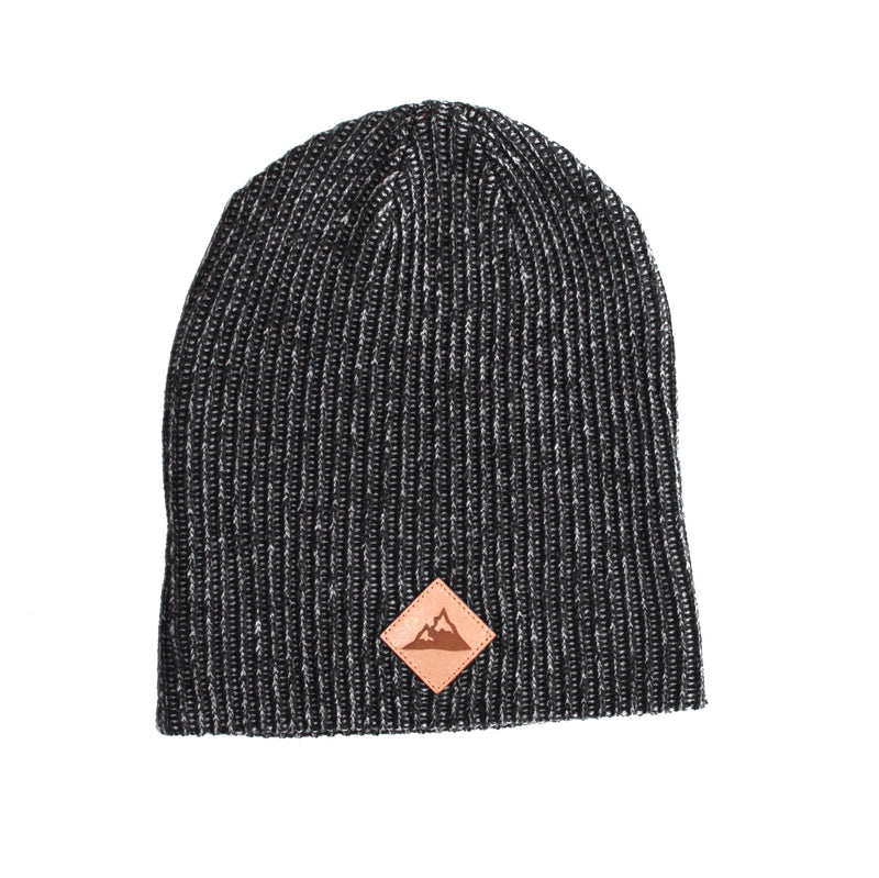 """Yellowstone"" Beanie (Grey)"