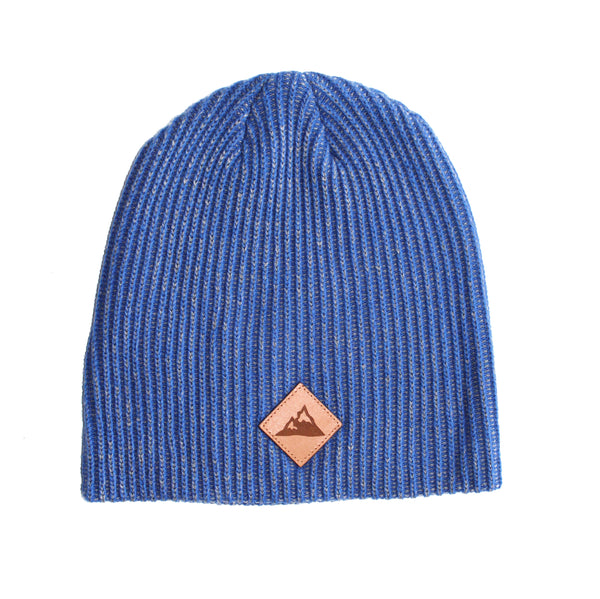 """Yellowstone"" Beanie (Blue)"