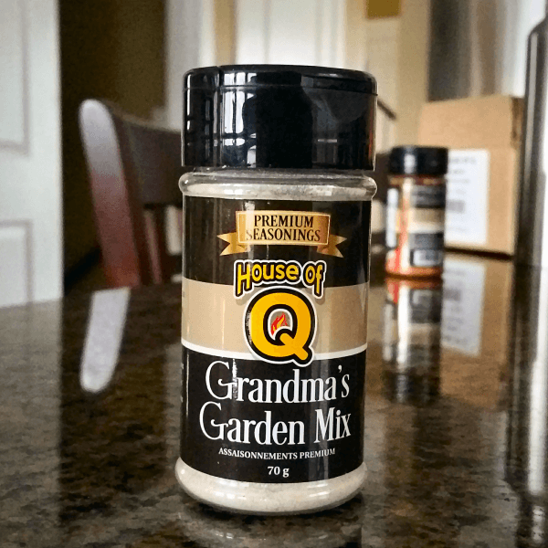 House of Q - Grandmas Garden Mix