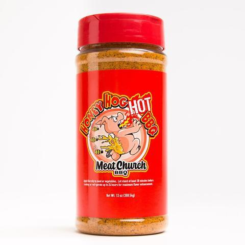 Meat Church Honey Hog Hot Rub