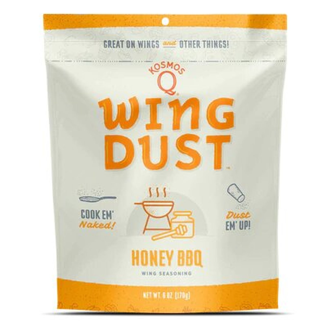 Kosmo's Q - Honey BBQ Wing Dust