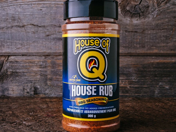 House of Q - House Rub