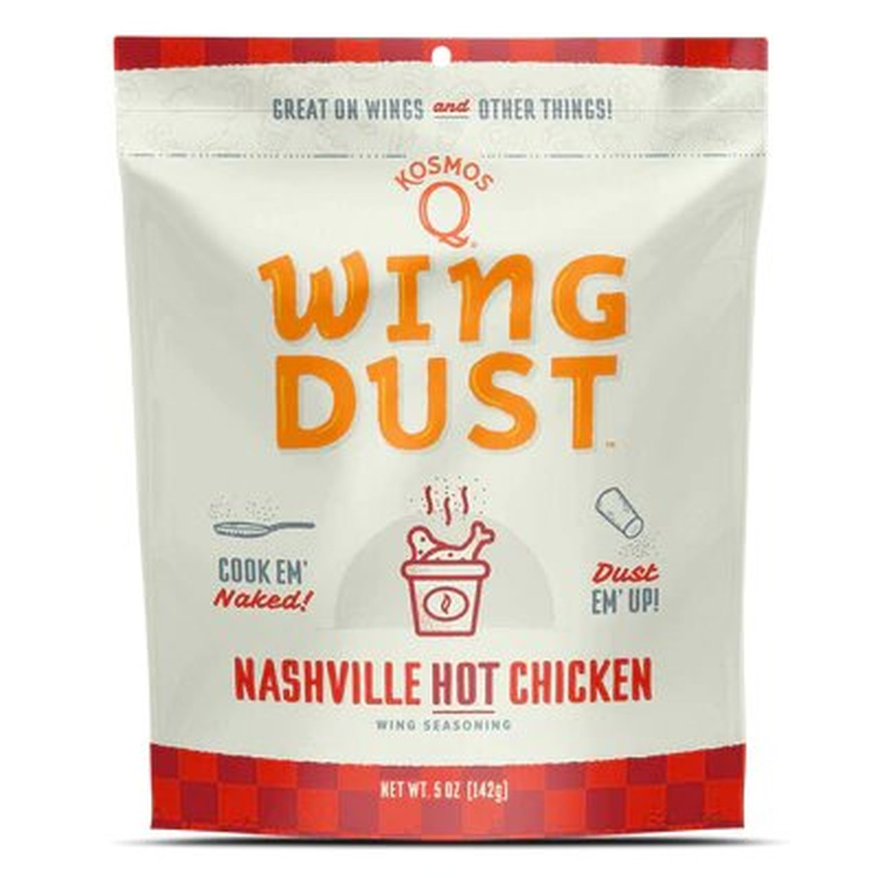 Kosmo's Q - Nashville Hot Chicken Wing Dust