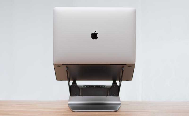 SVALT Cooling Stand Pro (S Pro) with MacBook Pro 16-inch