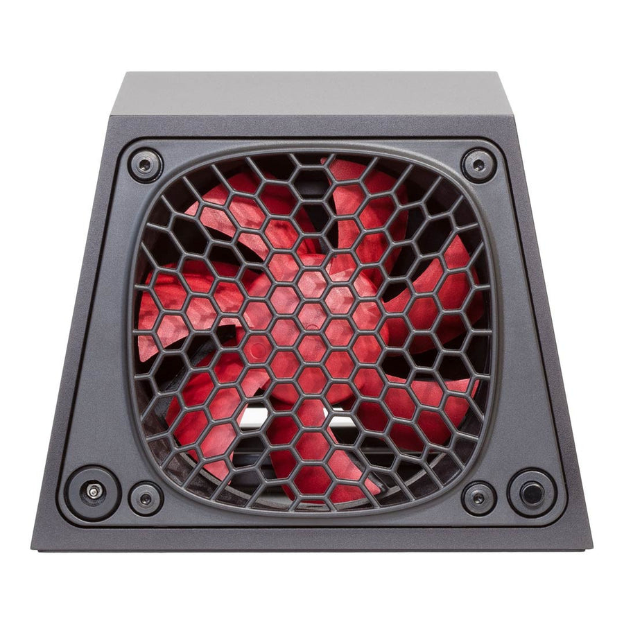 SVALT D1 Performance Cooling Dock silver + red back view