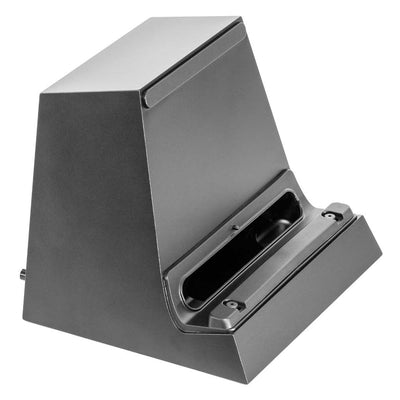 SVALT D2 High-Performance Cooling Dock black front side view
