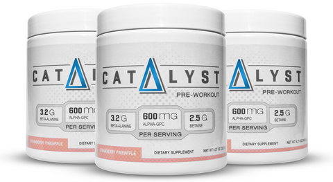 catalyst pre-workout