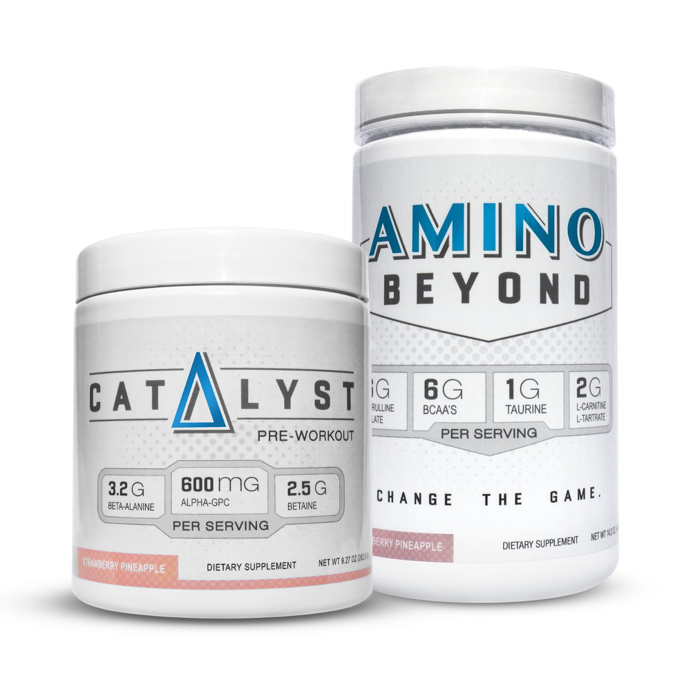 The Stack (Catalyst + Amino Beyond)