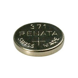 Renata 371 Watch Coin Cell Battery from