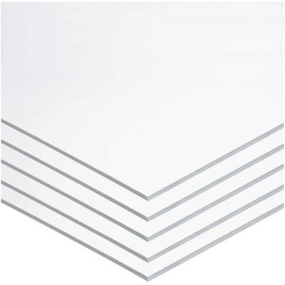 Pacon Original Foam Core Graphic Art Board - 22quot; x 28quot;187.50 mil - White