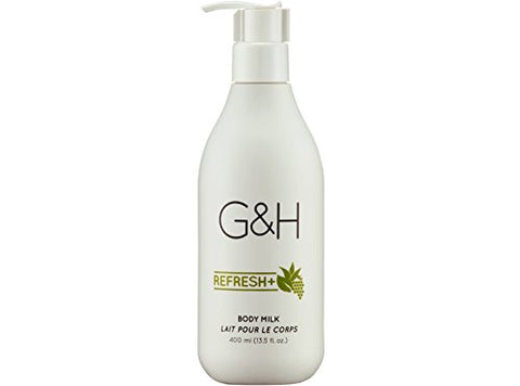 1 x Amway G&H Refresh + Body Milk ( 400ml )