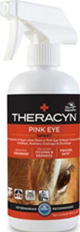 Manna Pro Theracyn Eye Care Pink Eye Spray