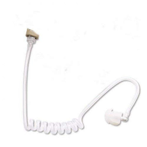 Otto C101199-05 5-Pack - Quick Disconnect Acoustic Tube and Clear Ear Bud for Otto Surveillance Style Headsets