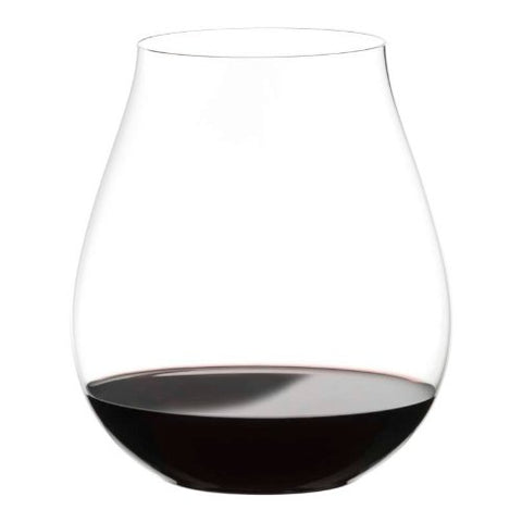 Riedel The Big O Crystal Pinot Noir Stemless Wine Tumbler, Set of 4