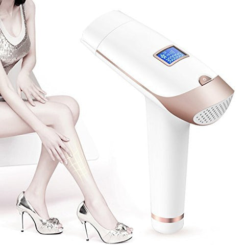IPL Hair Removal System, Home Electric Permanent Hair Removal Device for Women Men Body Face Bikin IPL Hair Removal
