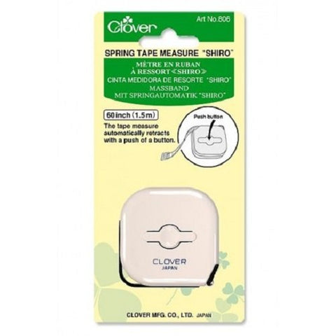 Clover  Shiro Tape Measure 1 Pack